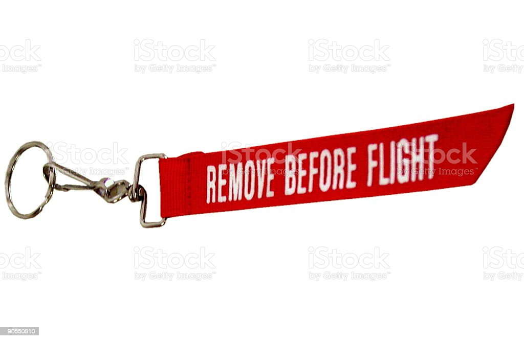 Remove B4 Flight (large) royalty-free stock photo