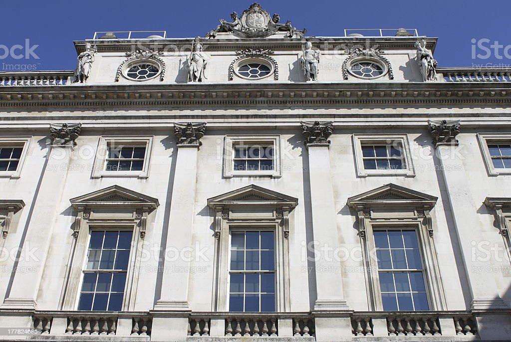 Renaissance facade royalty-free stock photo