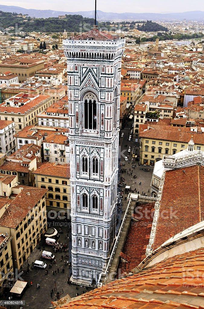 Rinascimento, Firenze, Italia, Toscana: Campanile di Giotto stock photo