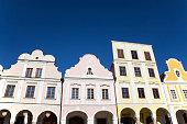 Renaissance houses