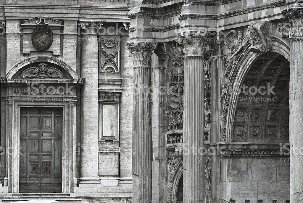 Renaissance royalty-free stock photo