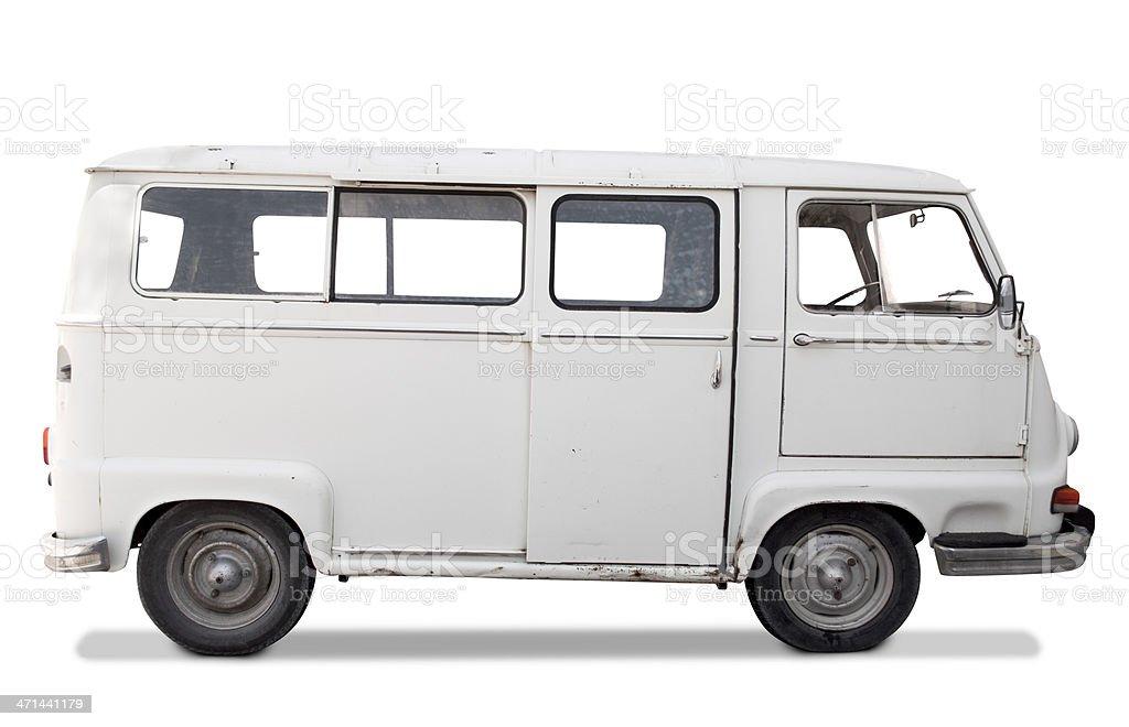 Renault Estaffette 1970 royalty-free stock photo