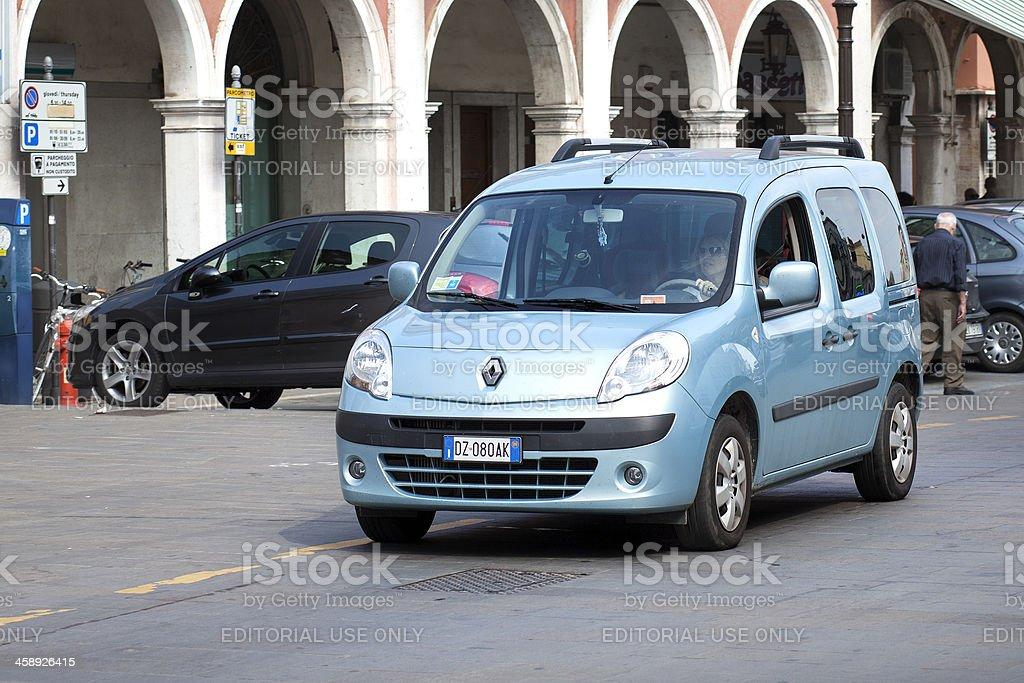 Renault Kangoo royalty-free stock photo