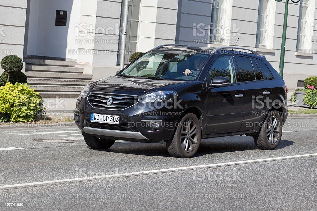 Renault Koleos royalty-free stock photo