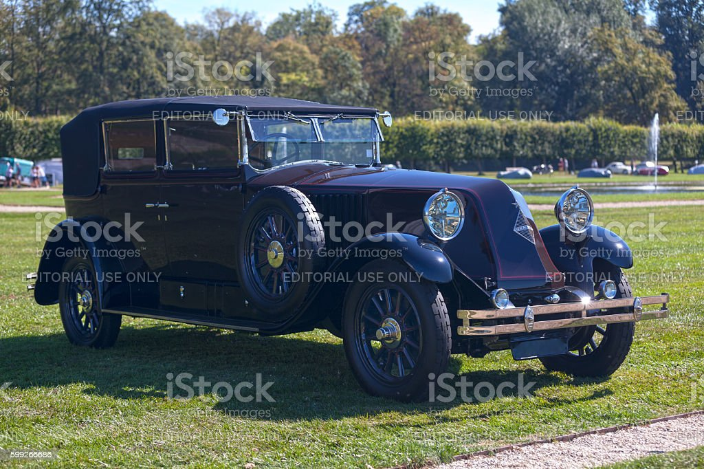 Renault Vivastella PG-2 - 1929 stock photo