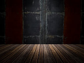 3D rendering of Wall Background