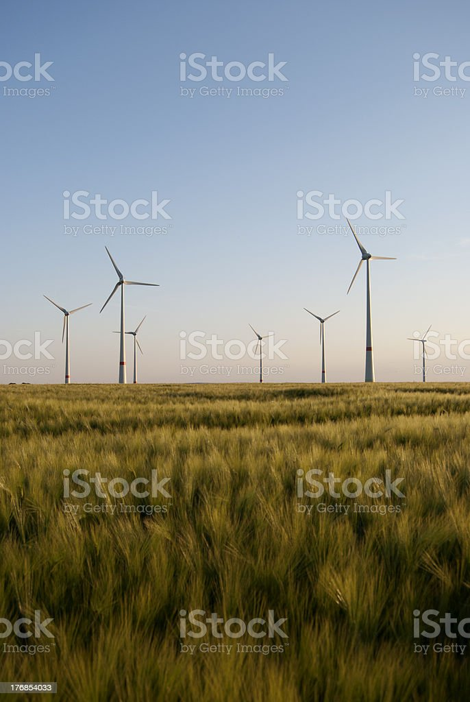 renewable energy royalty-free stock photo