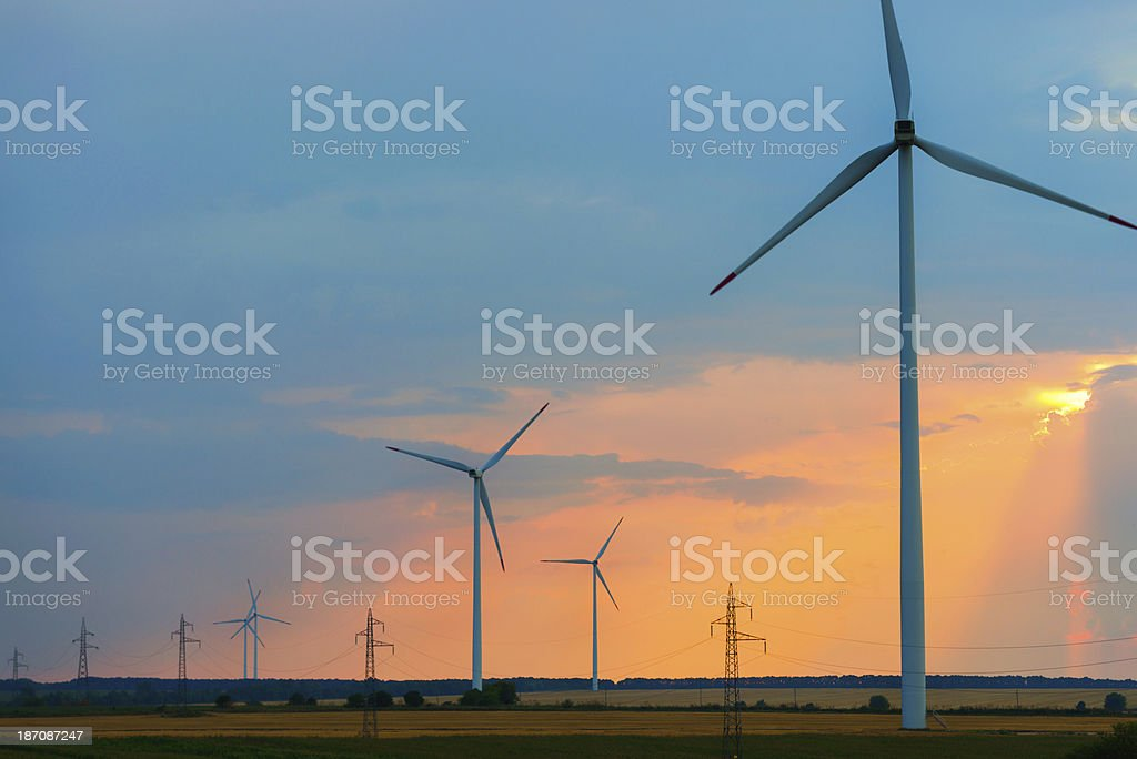 Renewable Energy stock photo
