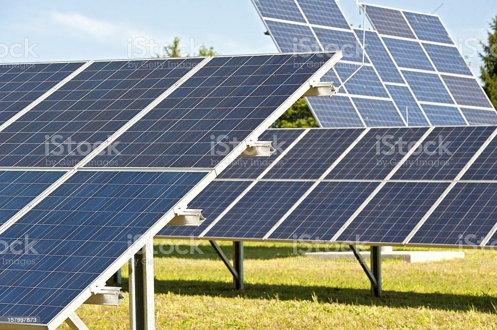 renewable engery stock photo