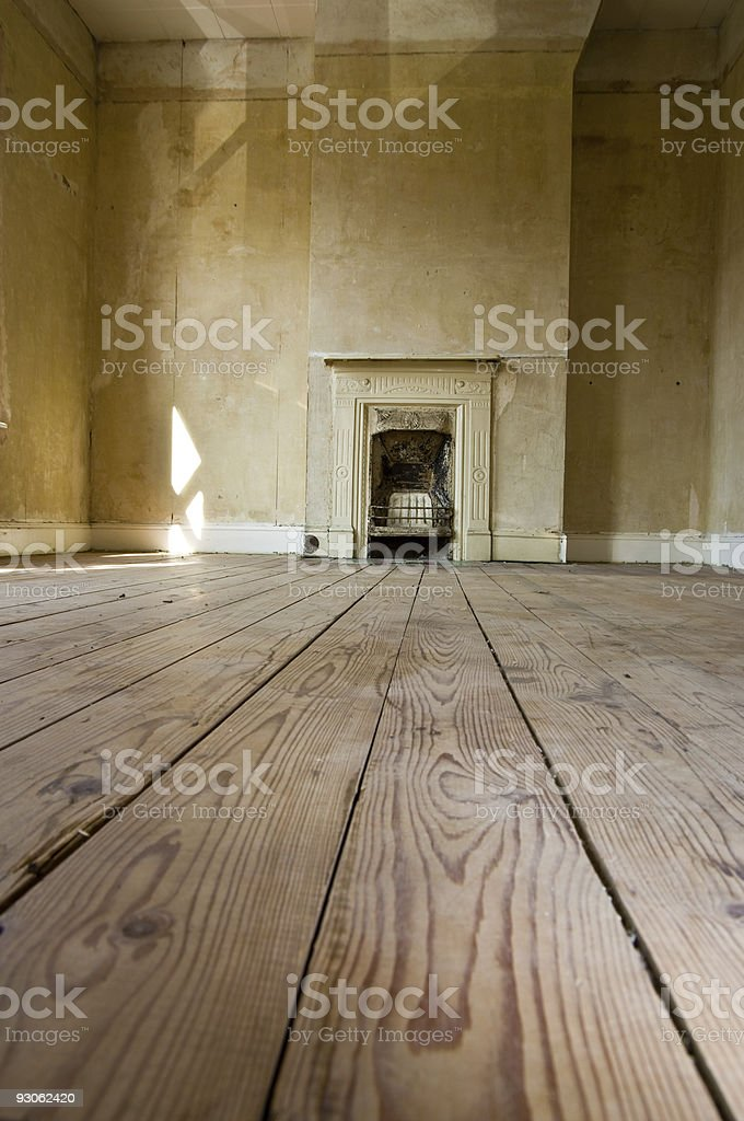 Renovation project royalty-free stock photo