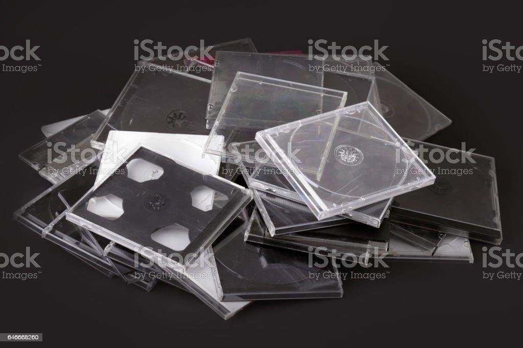 Repair broken phones and smartphones stock photo