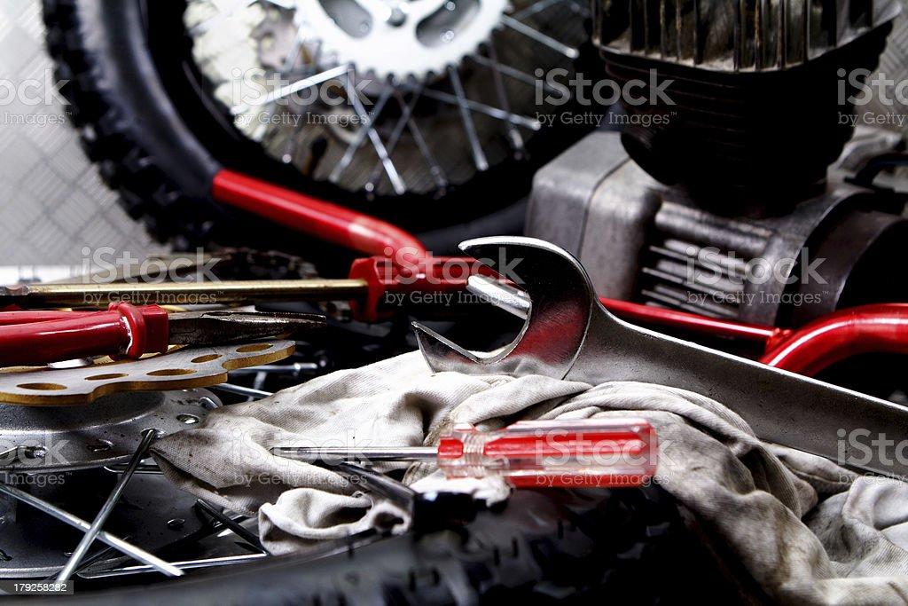 repairs royalty-free stock photo