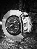 Replacing wheel on modern car