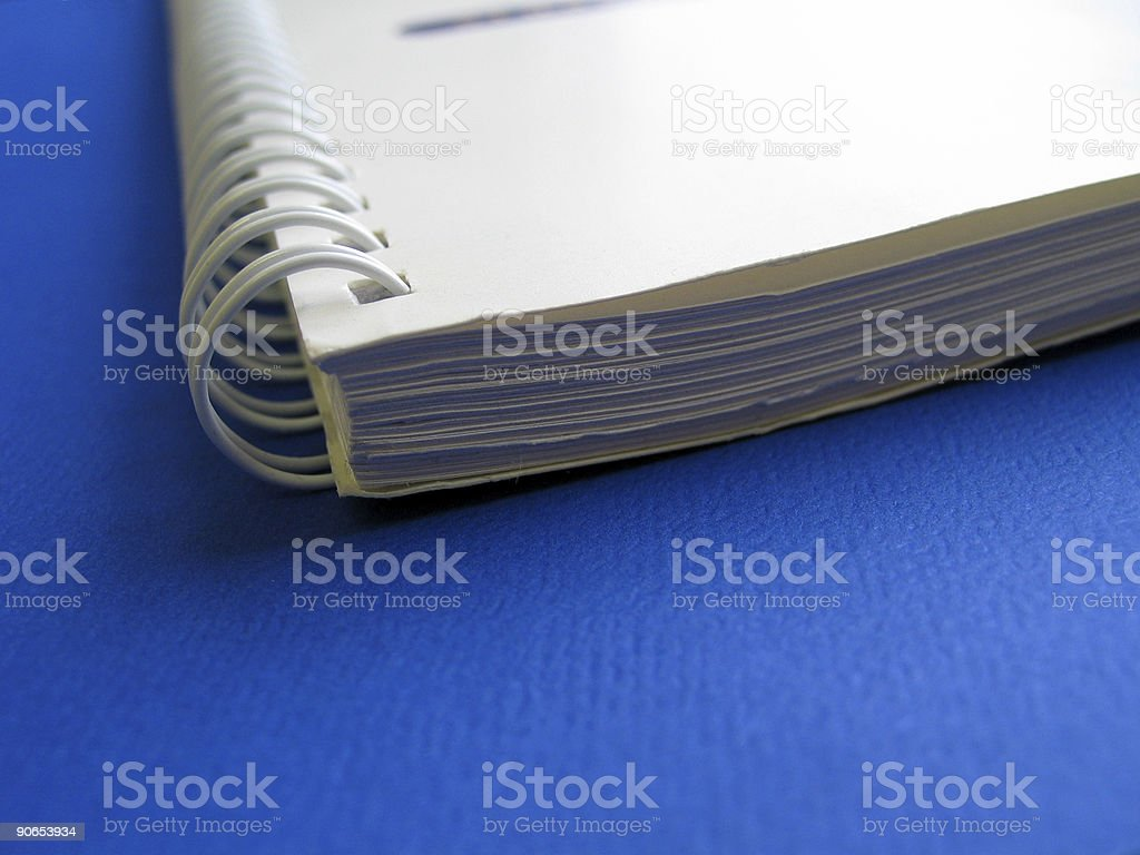 Report 2 royalty-free stock photo