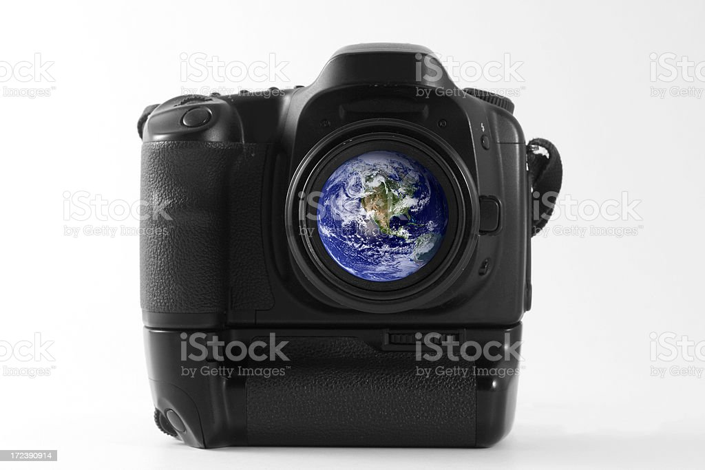 Reportage royalty-free stock photo