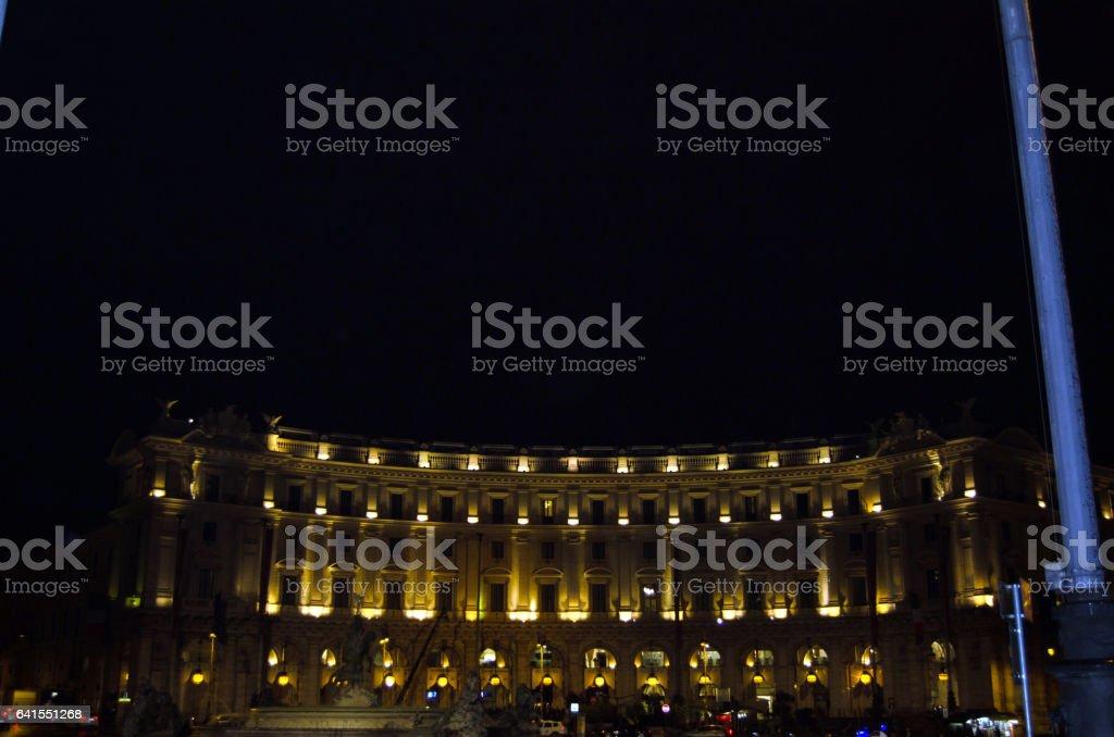 Repubblica stock photo