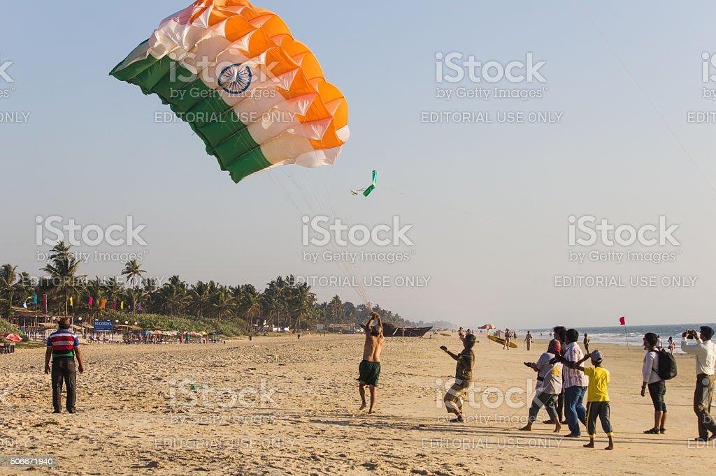 Republic Day India 2016 stock photo