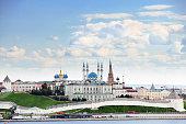 Republic of Tatarstan, Russia. the Kazan Kremlin