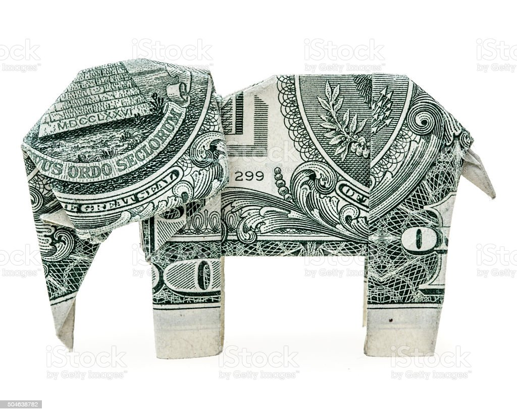 Republican party stock photo