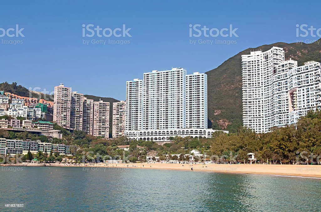 Repulse Bay beach stock photo