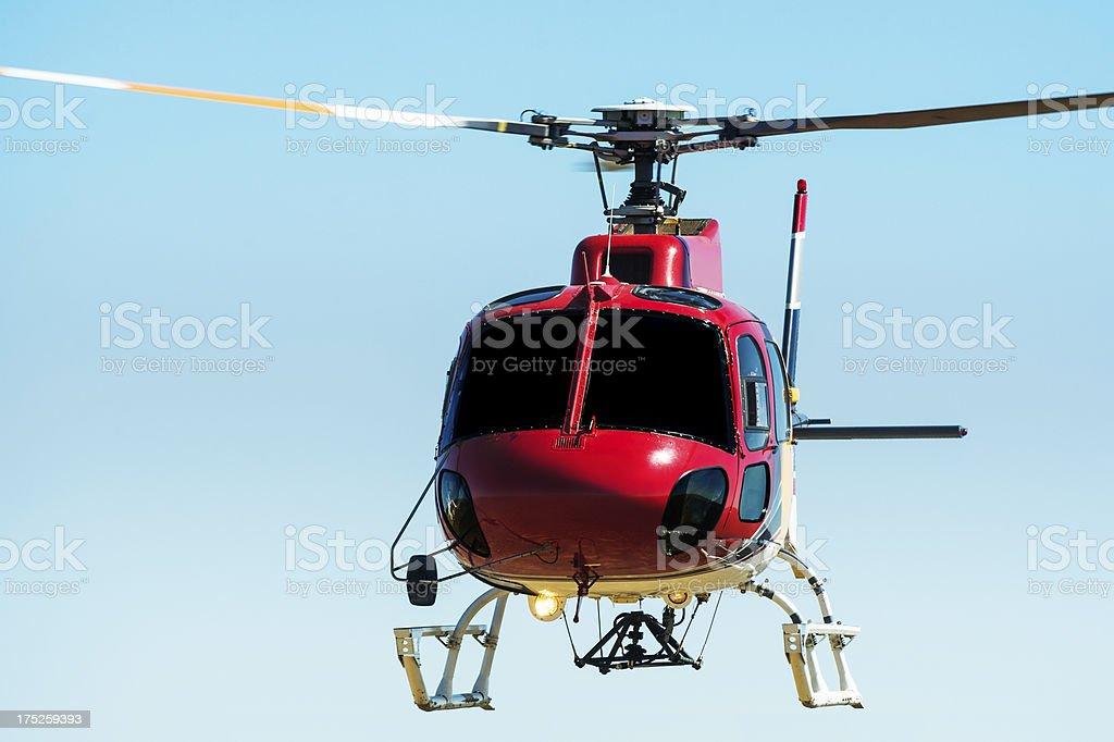 Rescue mission stock photo