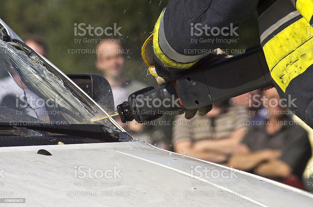 rescue royalty-free stock photo