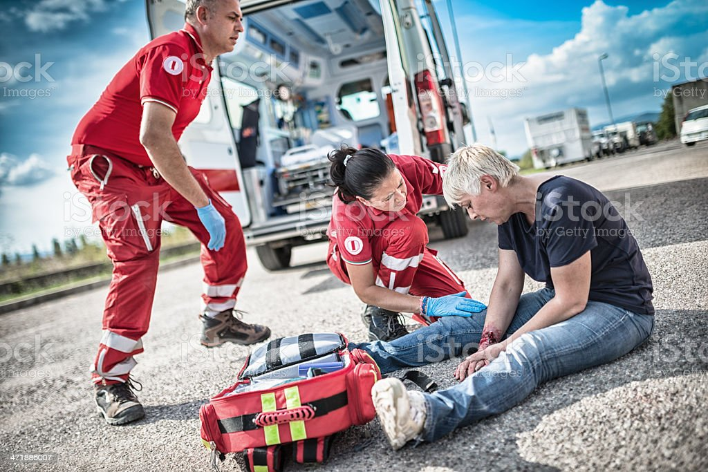 rescue team save lives stock photo