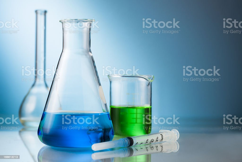 Research Equipment royalty-free stock photo