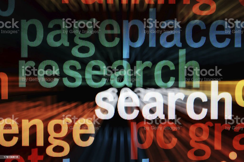 Research royalty-free stock photo