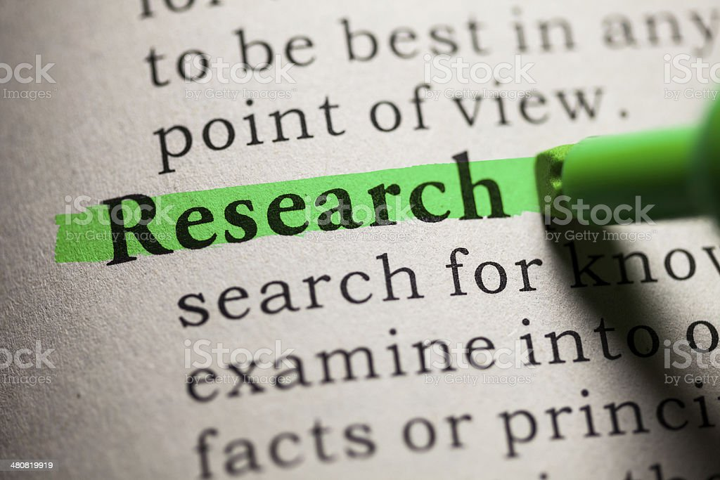 research stock photo