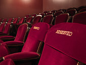 reserved theater seats
