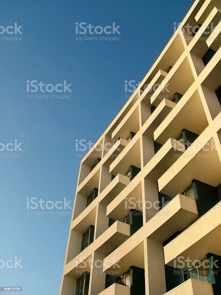 Residence royalty-free stock photo