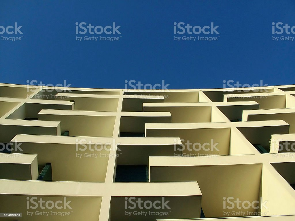 Residence royalty-free stock photo