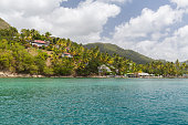 Residences off St Lucia