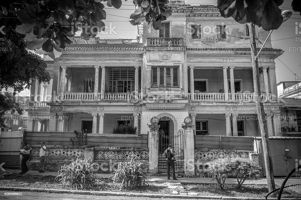 Residental Architecture of Miramar stock photo