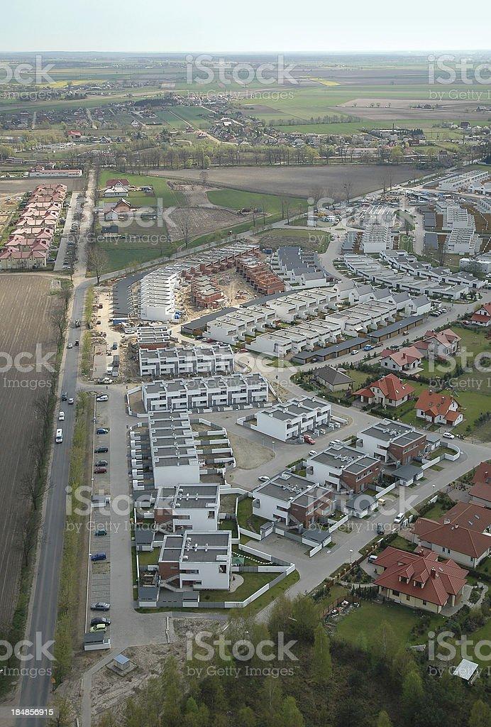 residential estate royalty-free stock photo