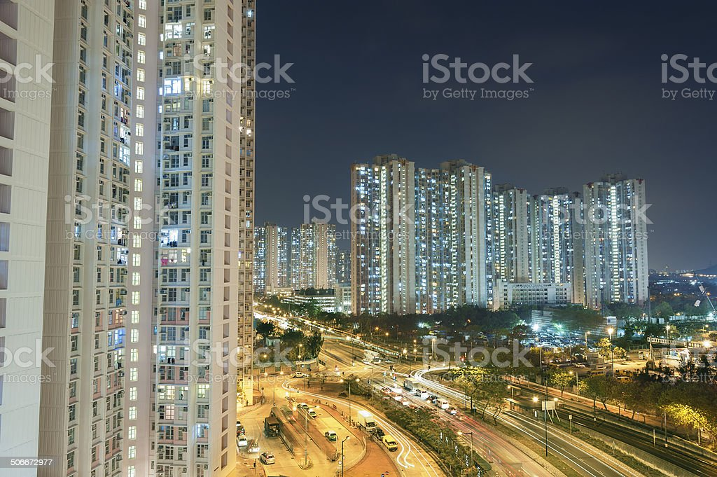 Residential royalty-free stock photo