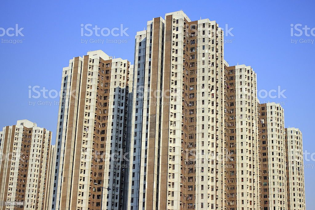Residential Structure royalty-free stock photo