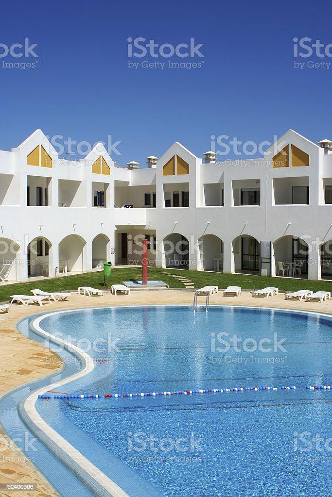 resort 1 royalty-free stock photo