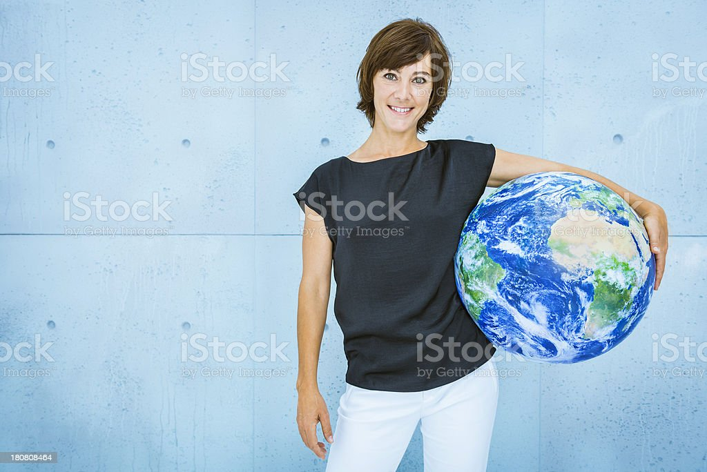Responsible global business stock photo