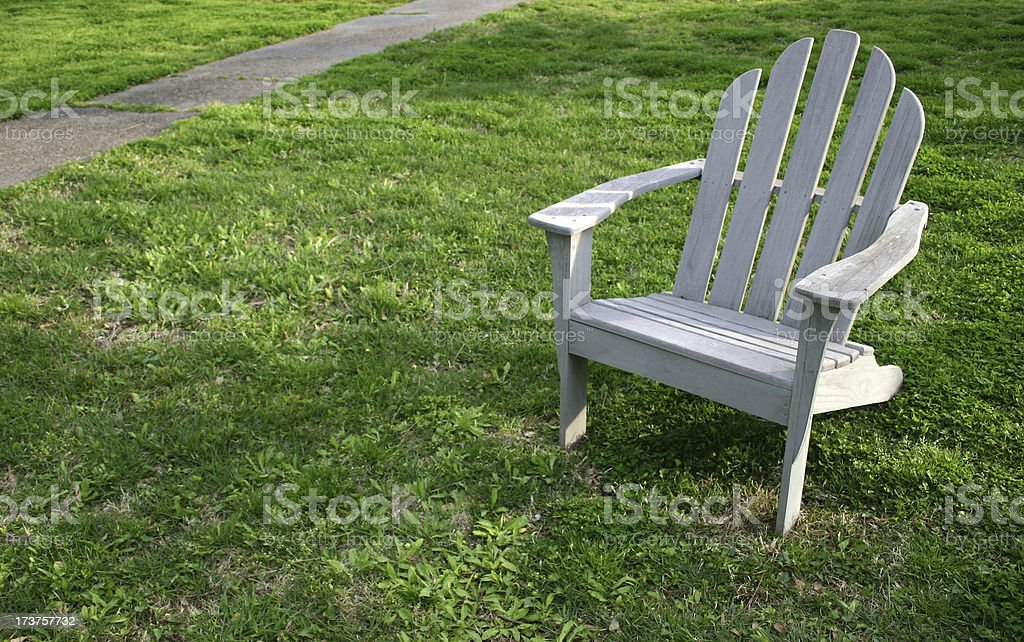 Rest Awhile royalty-free stock photo