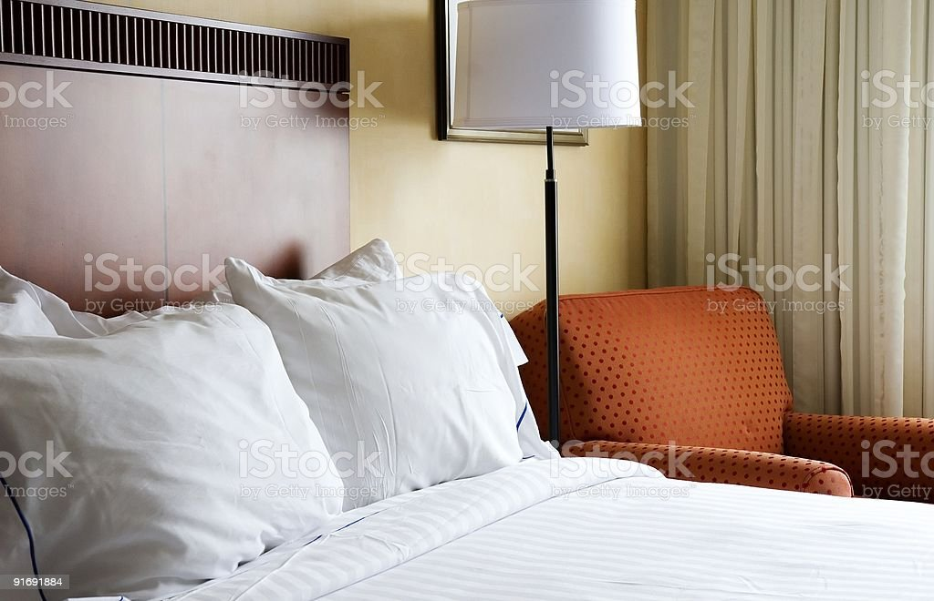Rest comfortably royalty-free stock photo