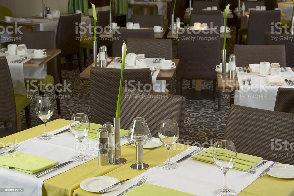 Restaurant royalty-free stock photo