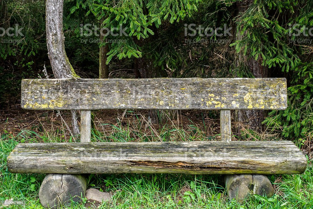 Resting place stock photo