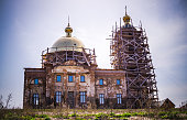 Restoration of the old Orthodox Church. The power of faith