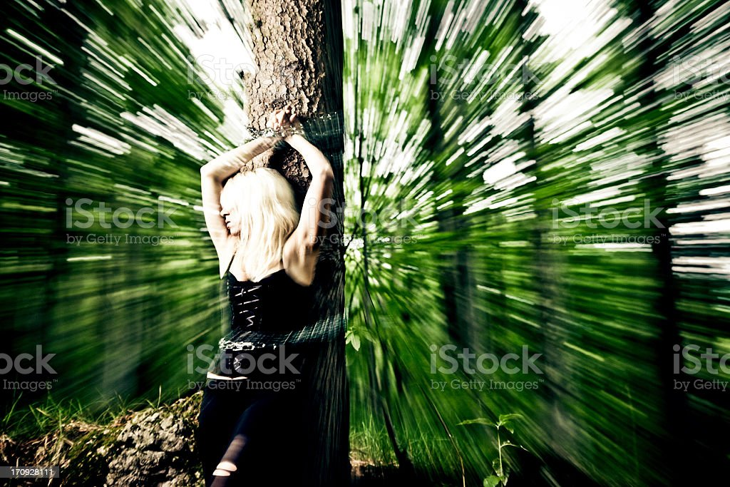 Restrained royalty-free stock photo