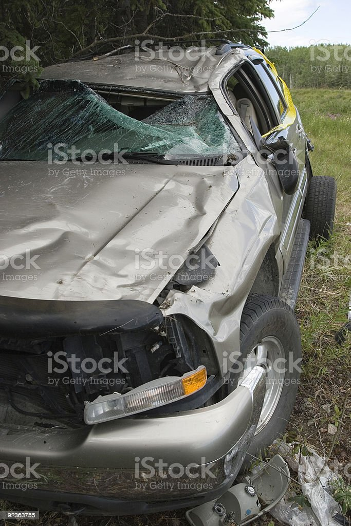 Result of the rollover stock photo