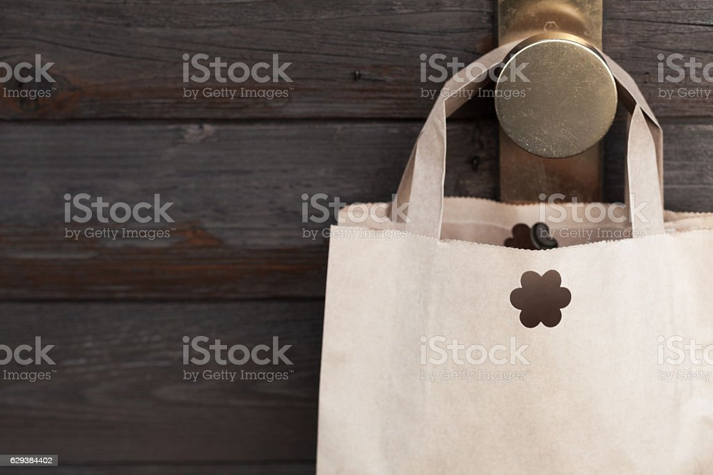 Retail background stock photo