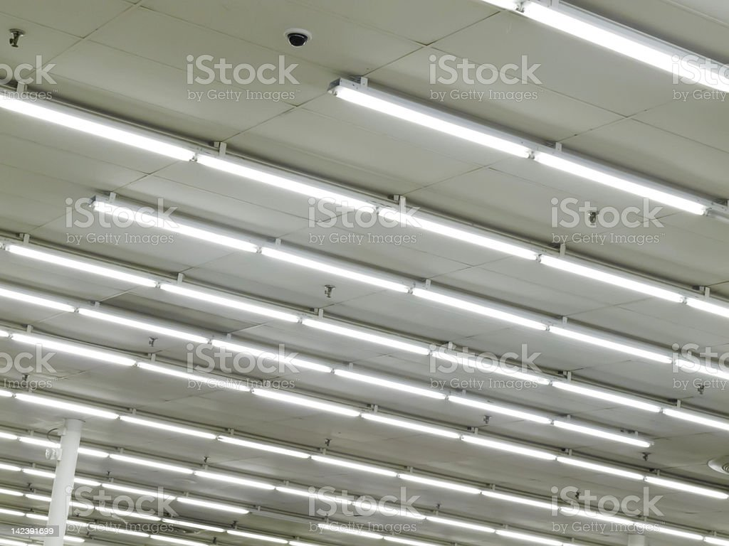 Retail symmetry stock photo