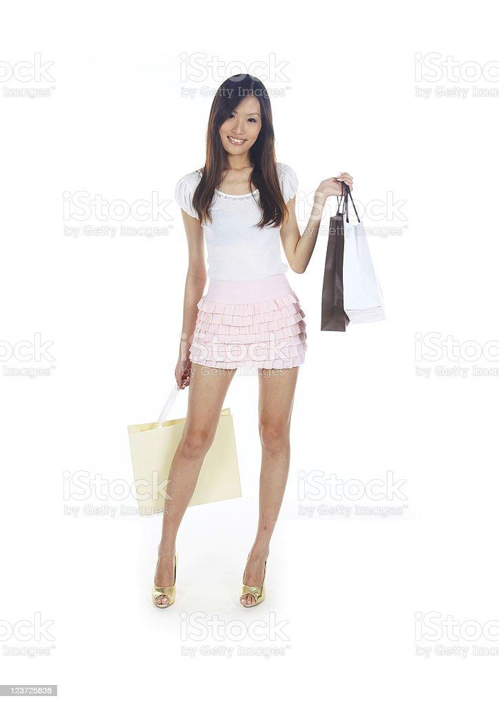 Retail Therapy royalty-free stock photo